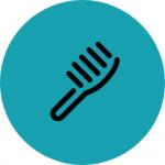 Icon of Dog Brush